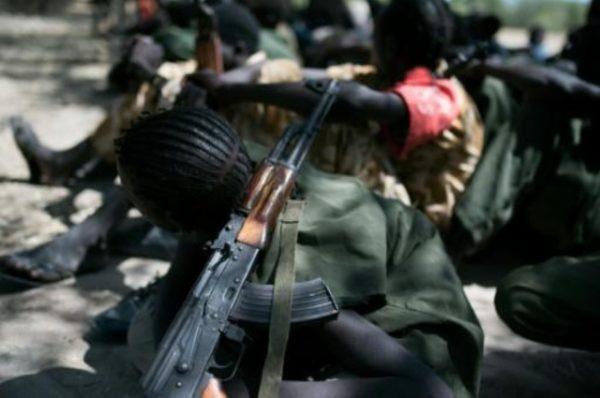 الأمم المتحدة: جماعات مسلحة في السودان تجند اطفالا