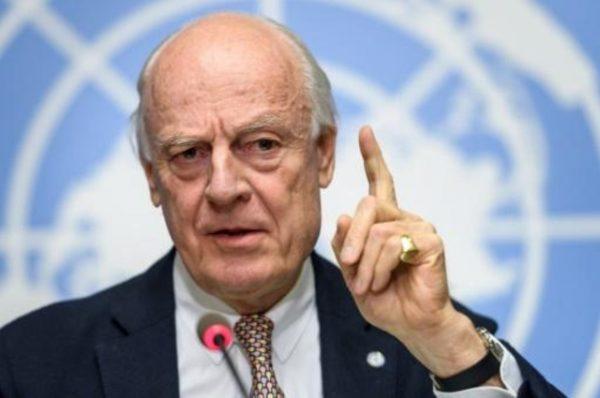 تمديد مفاوضات السلام السورية حتى منتصف الشهر المقبل