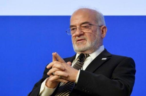 """العراق يطالب المجتمع الدولي ب""""خطة مارشال"""" لإعماره"""