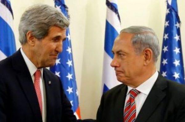 كيري: مصر وإسرائيل حرضتا واشنطن لضرب إيران