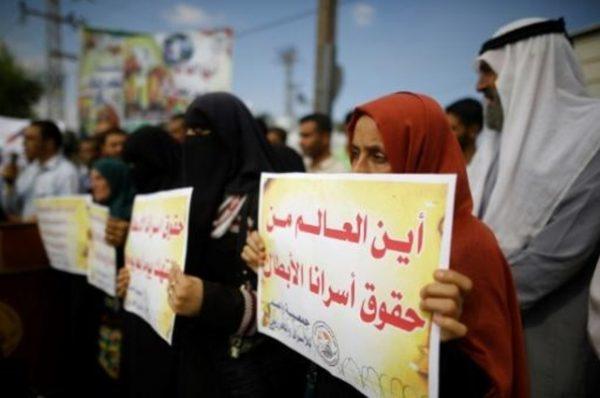 أربعة أسرى يواصلون إضرابهم عن الطعام رفضا لاعتقالهم الإداري