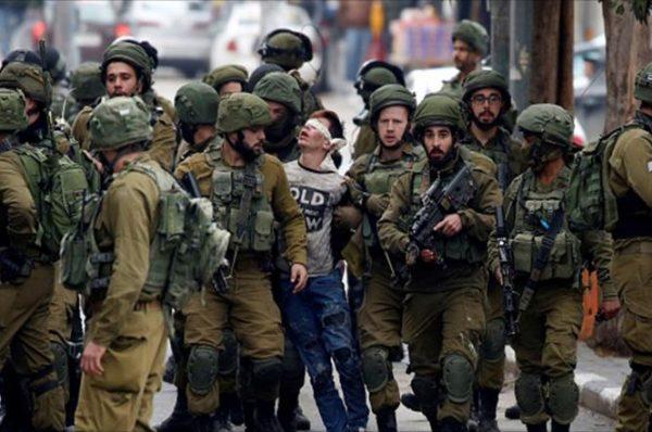 إسرائيل اعتقلت 7 آلاف فلسطيني في 2017