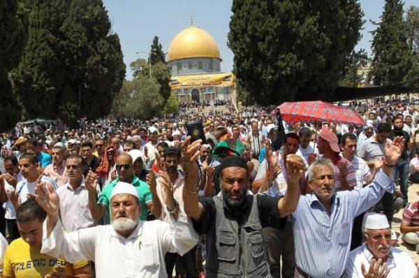 تصاعد اقتحام مستوطنين المسجد الأقصى وتنديد فلسطيني