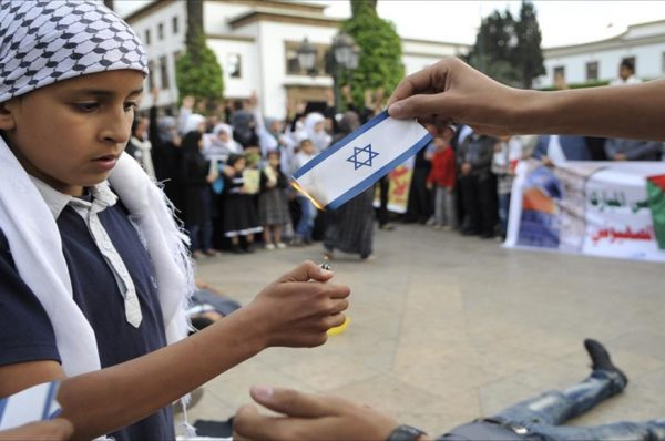 شبان فلسطينيون وإسرائيليون في نشاط تطبيعي تستضيفه واشنطن