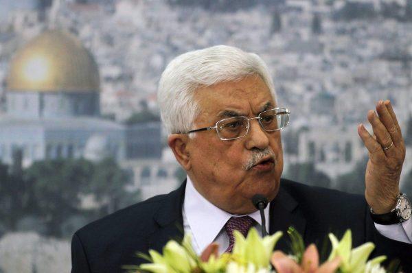 الرئاسة الفلسطينية: نرفض أي تواجد إسرائيلي داخل الأراضي الفلسطينية