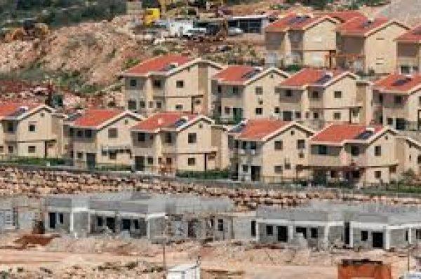 الاستيطان الإسرائيلي يتصاعد بتشجيع أمريكي