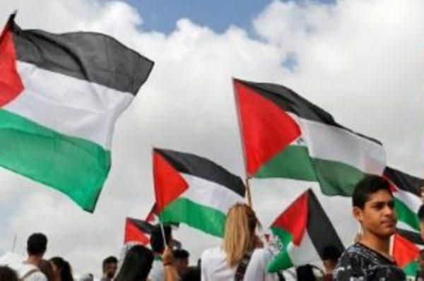 حيفا المحتلة تنتفض من أجل غزة والقدس