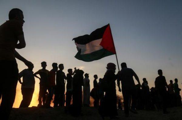 """إصابات في جمعة """"التضامن مع الشعب الفلسطيني"""" في غزة"""