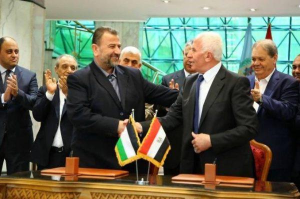 توجه مصري لحوار جماعي بشأن المصالحة الفلسطينية
