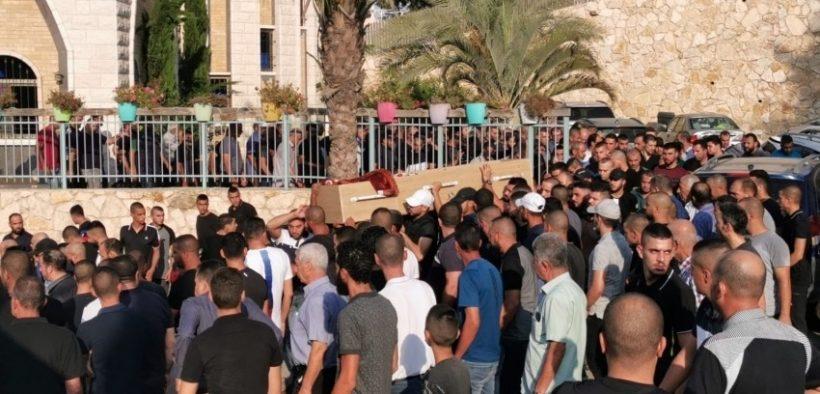 الشاب محمود إغبارية الرقم 75 في الداخل المحتل يقتل بدم بارد