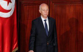 الرئيس التونسي الجديد الحق الفلسطيني لن يسقط بالتقادم