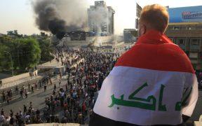 مقتل عشرات المتظاهرين خلال احتجاجات مناهضة للسلطات في العراق