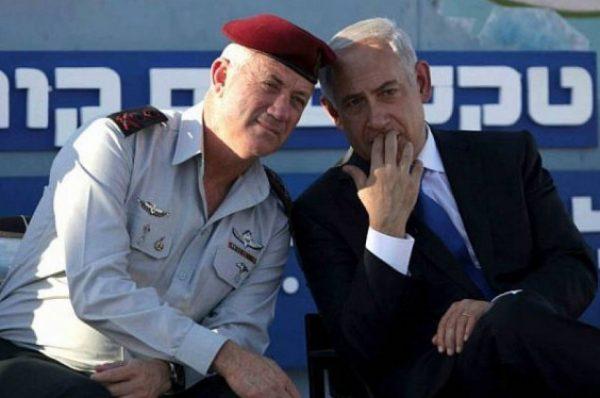 غانتس : لقاء نتنياهو لم يسفر عن تحقيق أي تقدم حقيقي