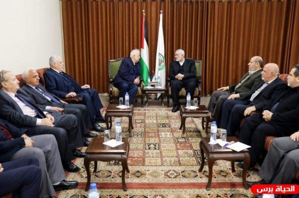 حماس تعلن جهوزيتها لخوض انتخابات جديدة