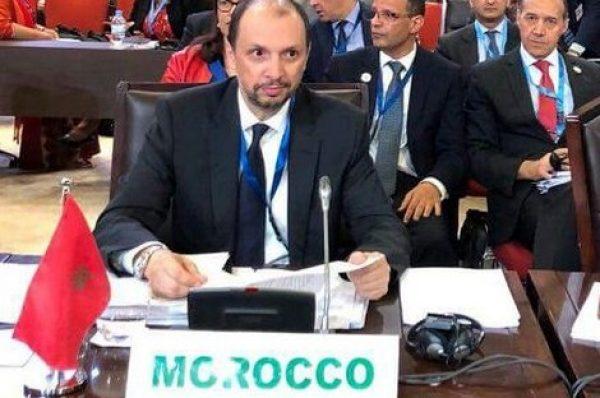 المغرب : الملك محمد السادس يضع القضية الفلسطينية ضمن ثوابتنا الدبلوماسية