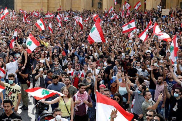 حراك احتجاجي جديد في لبنان ومساع لخطة حكومية موحدة