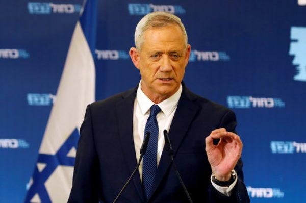 غانتس : غيّرنا المعادلة تجاه غزة ولن نسمح بتموضع إيران بالجولان