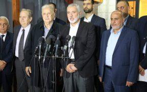 حماس تسلم حنا ناصر ردها