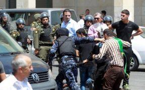 أمن السلطة الفلسطينية يرتكب 91 انتهاكا للحريات خلال الشهر الجاري