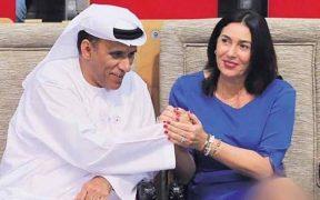 وفد من وزارة القضاء الإسرائيلية في أبو ظبي