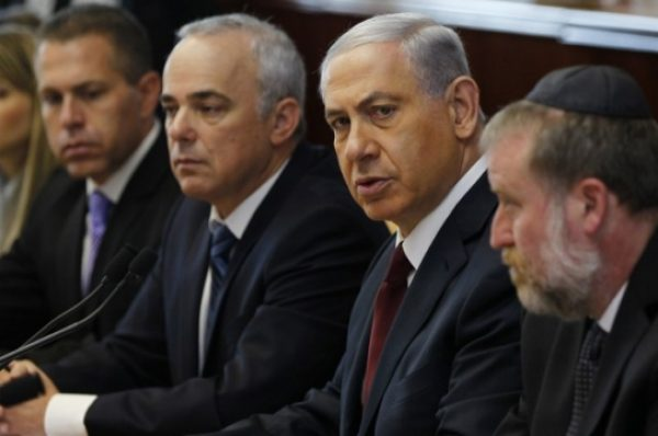 نتنياهو: نحن نمنع تموضع إيران في سورية بشكل منهجي