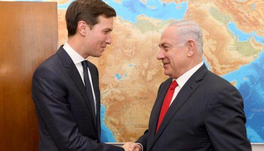 """الادراة الامريكية تدرس تنفيذ مخطط """"صفقة القرن"""" قبيل الانتخابات الاسرائيلية"""