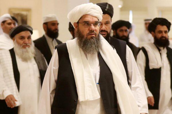 """توقيع اتفاق السلام  التاريخي بين واشنطن و""""طالبان"""" في الدوحة"""