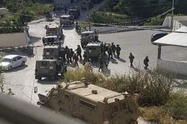 الأورومتوسطي : 30 ألف نسمة رهائن لإرهاب دولة تمارسه القوات الإسرائيلية في يعبد