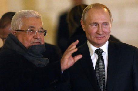 اجتماع دولي اليوم لبحث المبادرة الروسية حول السلطة الفلسطينية