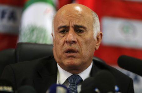 مسؤول في السلطة الفلسطينية يدعو إلى الاحتجاج السلمي ضد الضم