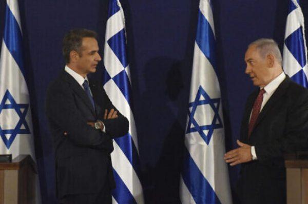 نتنياهو يلتقي نظيره اليوناني: رحلات جوية لليونان وقبرص ابتداء من مطلع آب/أغسطس
