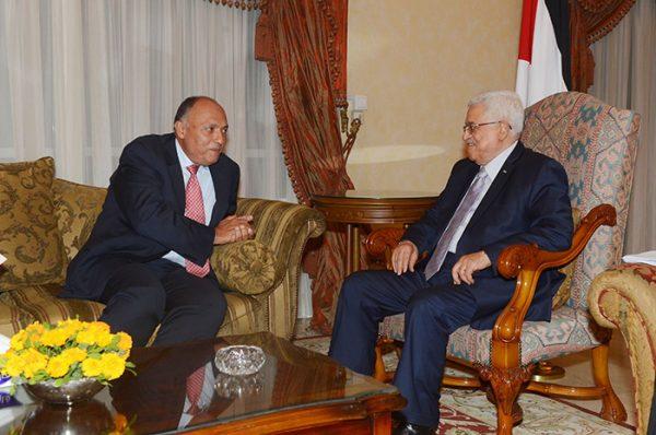 """""""مصر لم تلبّ دعوةً الرئيس عباس للقاء وزراء خارجية مصر والأردن"""