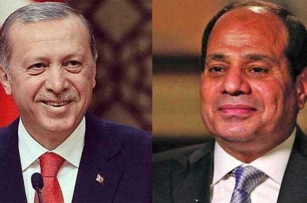 لواء بالجيش المصري  يحذر أردوغان..تهديدات السيسي بعمل عسكري في ليبيا جدية