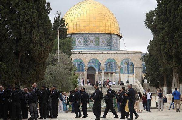 الأردن يتحرك ضد مؤامرات عربية ودولية لإدارة المسجد الأقصى و المقدسات في القدس