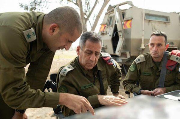 الجيش الإسرائيلي يقدم التقييم الإستراتيجي السنوي للجيش أمام الحكومة والذي يستبعد الحرب