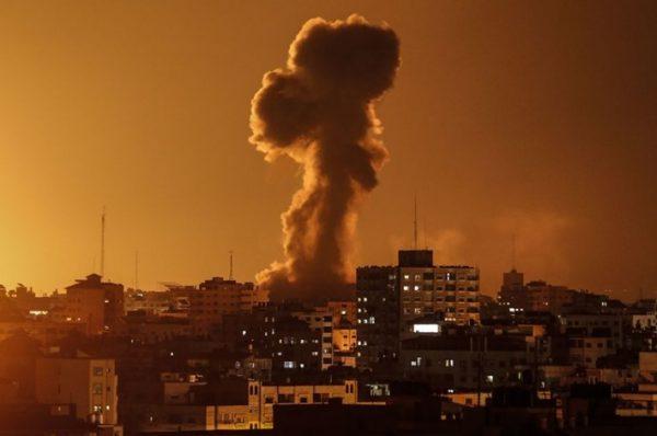 مسئول أمني إسرائيلي : لا نستبعد إمكانية التصعيد على جبهة غزة