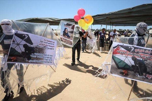 معاريف: حماس تختار الوسائل المناسبة لانتزاع مطالبها