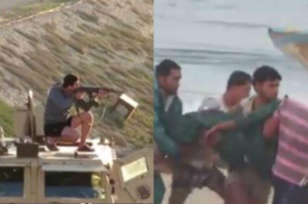 استشهاد صيادين إثنين واعتقال أخاهم الثالث من قبل عناصر الجيش المصري