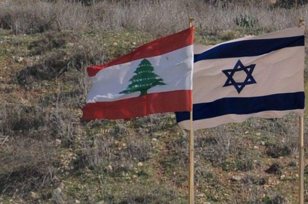 اتفاق لبناني إٍسرائيلي لبدء محادثات لترسيم الحدود البحريّة والمناطق المتنازع عليها
