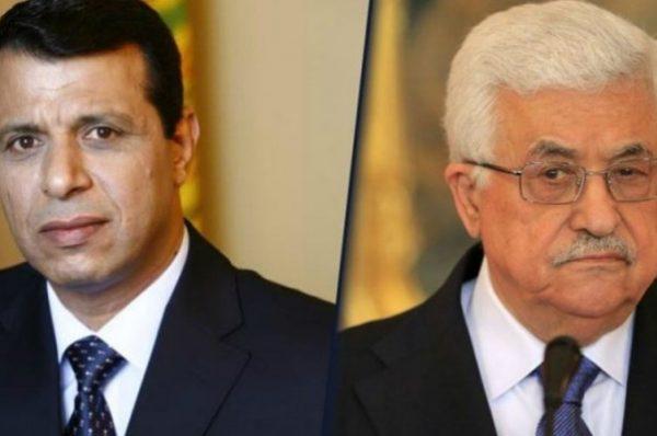 المستشار الأمريكي لدي إسرائيل : ندرس استبدال عباس بمحمد دحلان