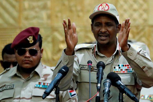حميدتي: نرغب في علاقات بين السودان وإسرائيل وليس تطبيعا