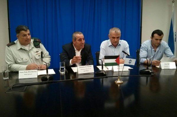 بعد عودة التنسيق الأمني .. عقد أول لقاء بين السلطة والاحتلال