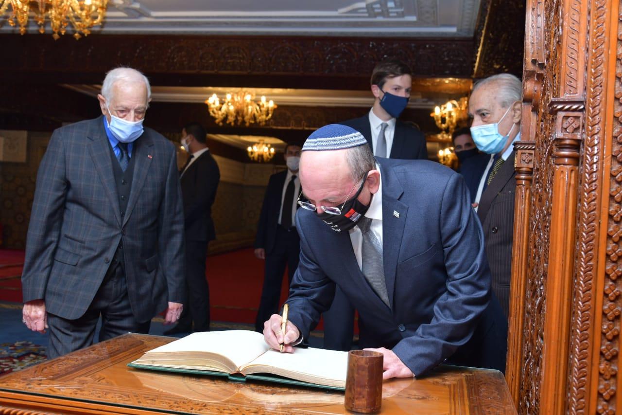 المغرب تطبع مع إسرائيل