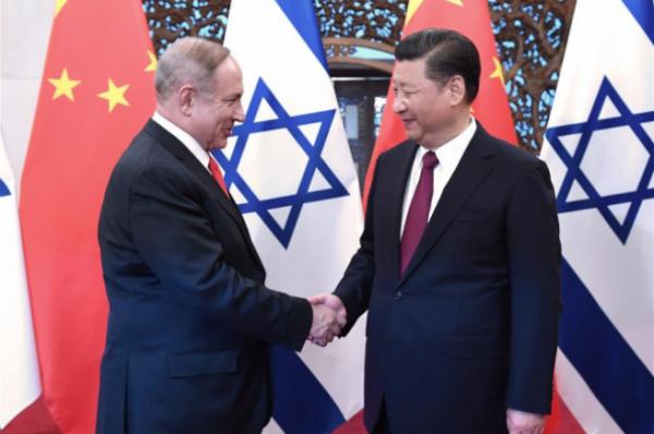 دراسة تكشف أن الصين ستتراجع عن الاستثمار في إسرائيل بسبب ضغوط