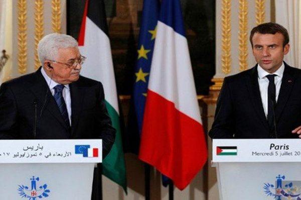 فرنسا تعلن أنها ستصب جهودها لاستئناف المفاوضات بين السلطة الفلسطينية وإسرائيل