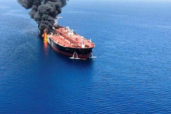 إسرائيل تقرر الرد على الهجوم الإيراني على السفينة الإسرائيلية