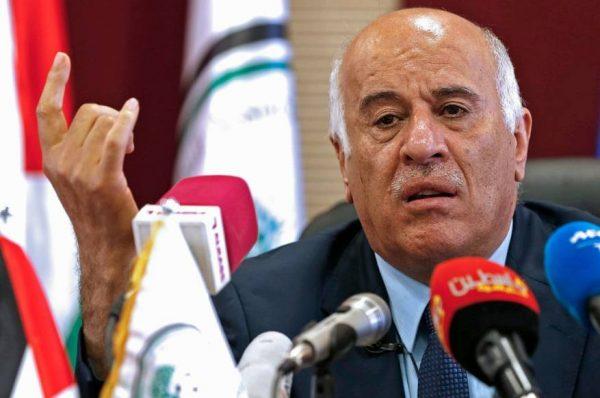 الرجوب : لقاء مرتقب للفصائل الفلسطينية في القاهرة منتصف الشهر الجاري
