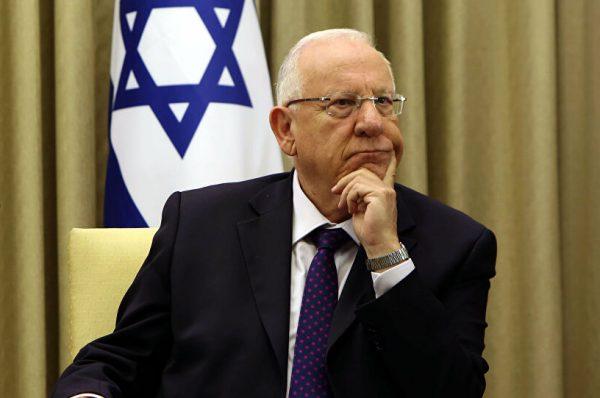 رئيس إسرائيل رؤوفين ريفلين يختار مرشحاً لتشكيل الحكومة الأسبوع المقبل