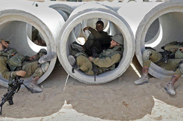 جيش الاحتلال ينهي تدريبات عسكرية تحاكي اقتحام قطاع غزة