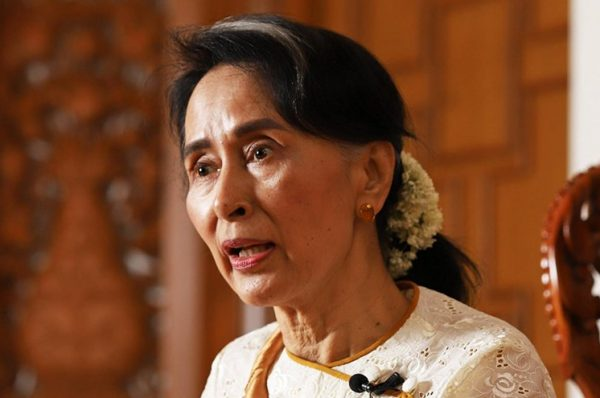 ميانمار: مثول الزعيمة المخلوعة أونغ سان سو تشي الاثنين أمام المحكمة